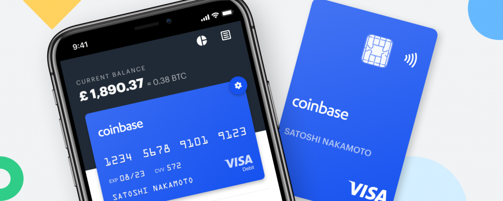 Coinbase - First Cryptocurrency Company